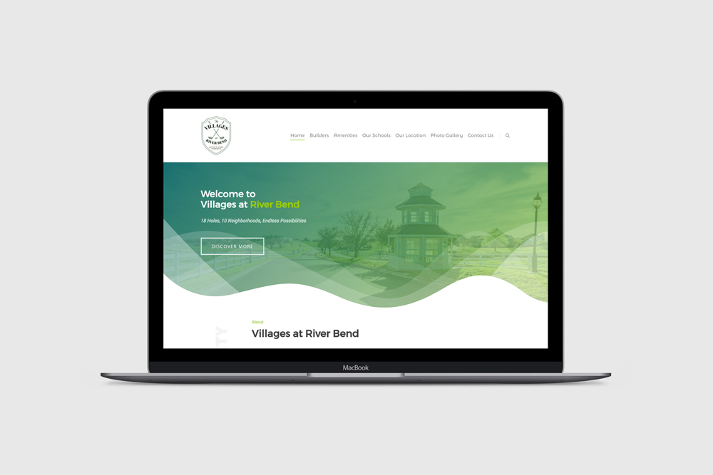 Avex Homes Web Design