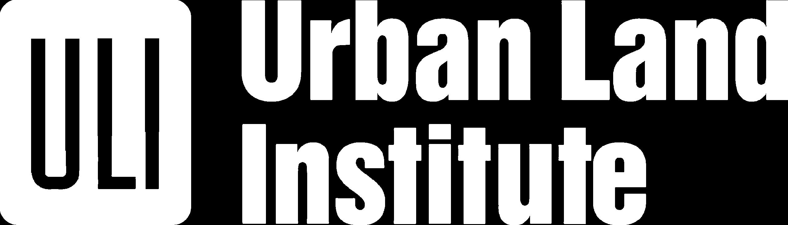 Urban Land Institute